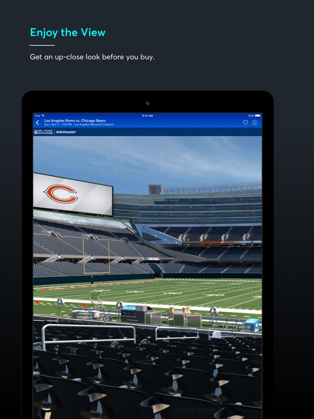 Ticketmaster-Buy, Sell Tickets on the App Store