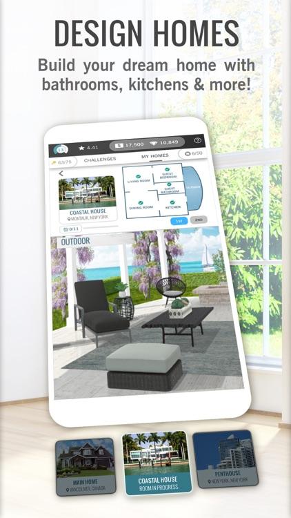 Design Home: House Renovation screenshot-3