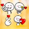 Troll Love Stickers