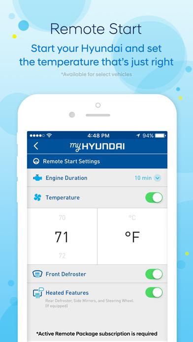 My Hyundai Blue Link >> Myhyundai With Blue Link By Hyundai Motor America Ios