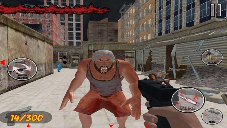 Dead Zombie Fighter Survival screenshot-6