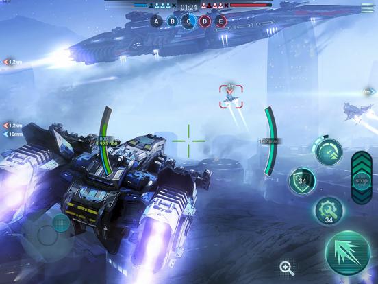 Space Armada: Galaxy Wars screenshot 12