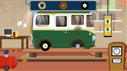Bus Driver Game for Kids, Baby screenshot four