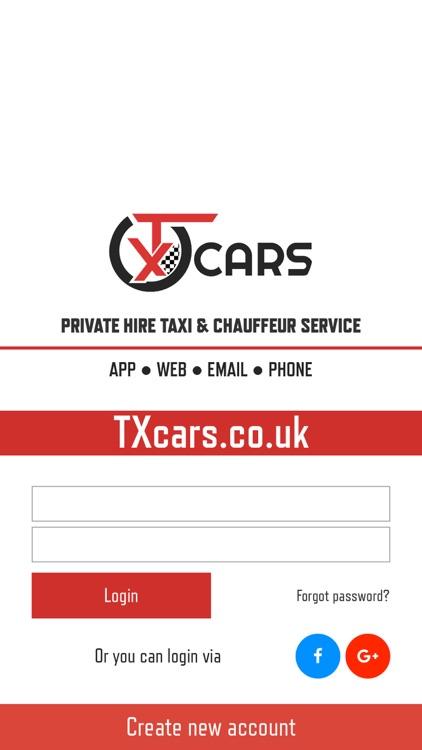 TX Cars - Taxi & Chauffeurs