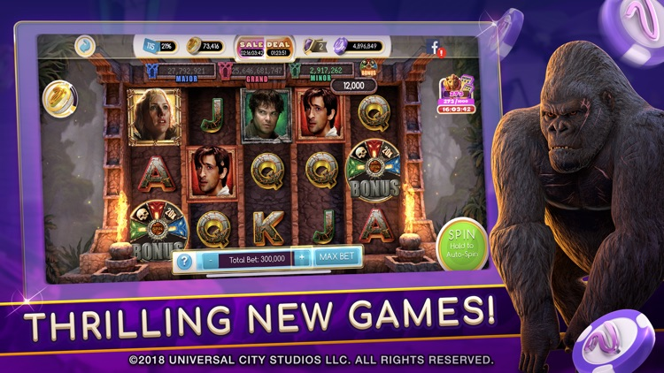 myVEGAS Slots – Casino Slots screenshot-0