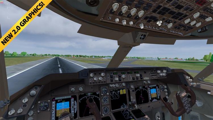 FlyWings 2018 Flight Simulator screenshot-7