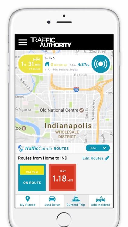 Traffic Authority screenshot-3