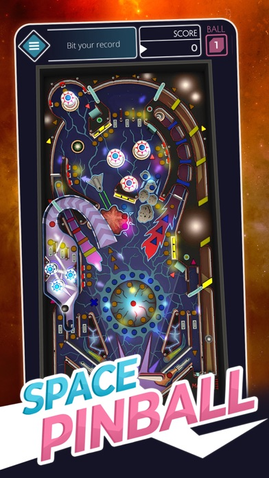 Old Space Pinball på PC