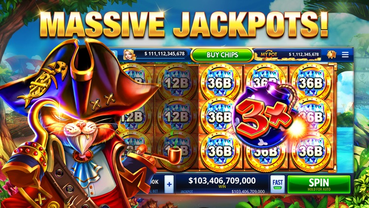 DoubleU Casino: Vegas Slots screenshot-1