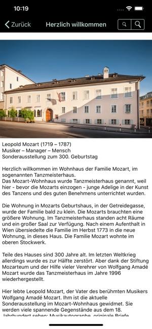 Leopold Mozart Screenshot