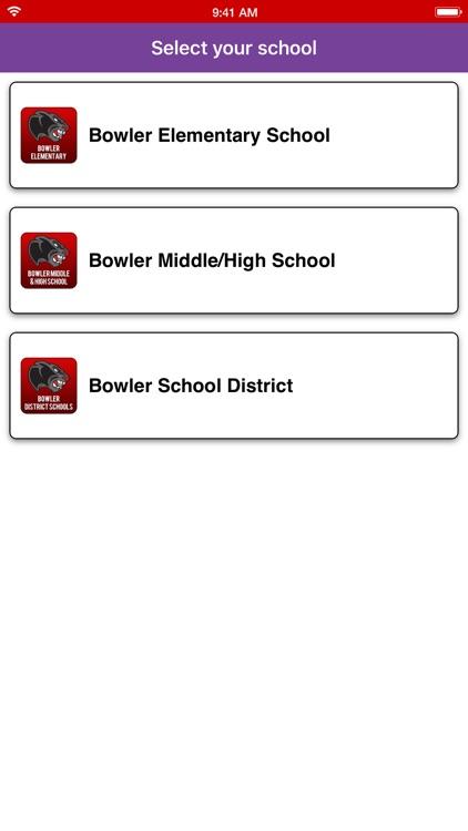 Bowler School District screenshot-3