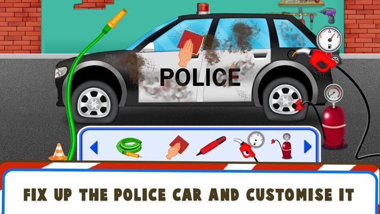 Crazy Policeman Station screenshot-4