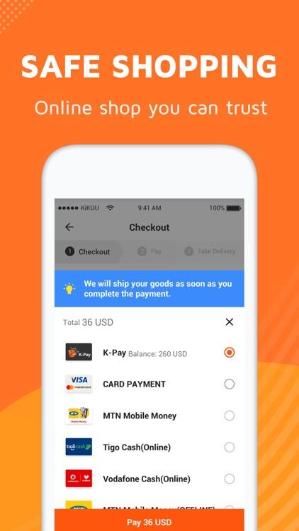KiKUU: Online Shopping Mall screenshot-4