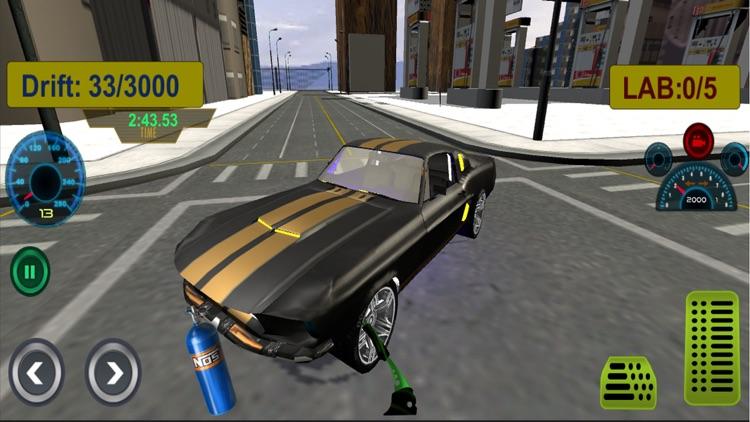 New Drift Real Desert Rally screenshot-5