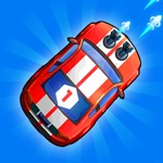 Idle Merge-Car War Tycoon Hero