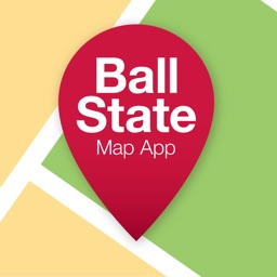 Ball State Campus Map