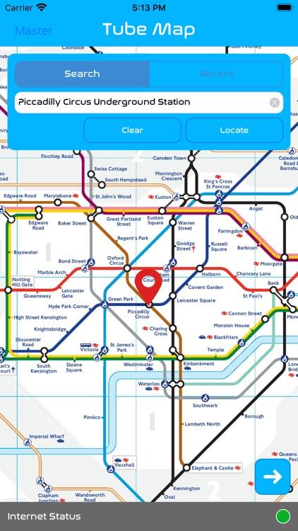 MetroSound - London Bus & Tube