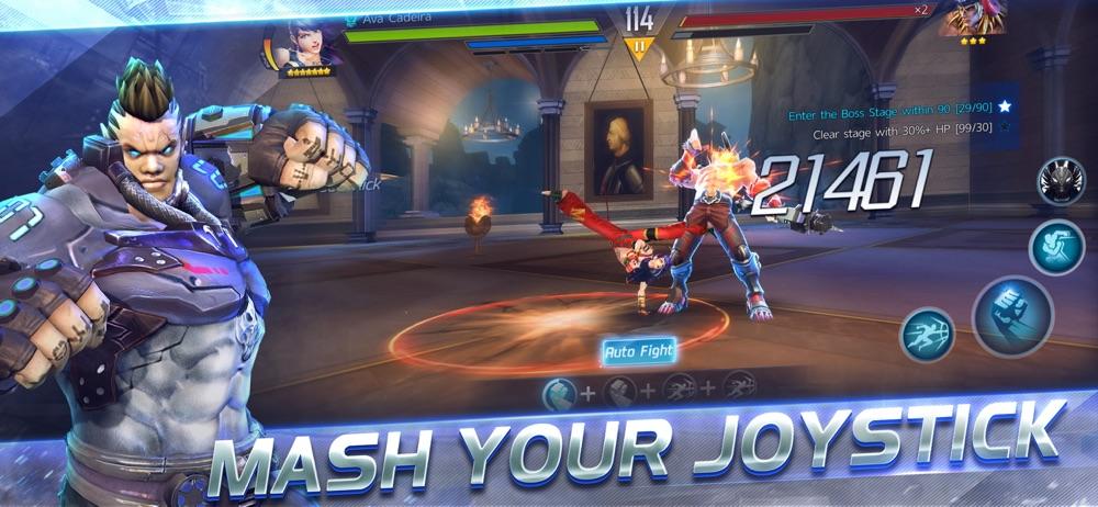 Final Fighter 3D hack tool