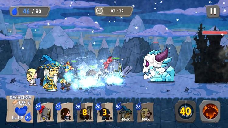 Royal Defense King screenshot-3
