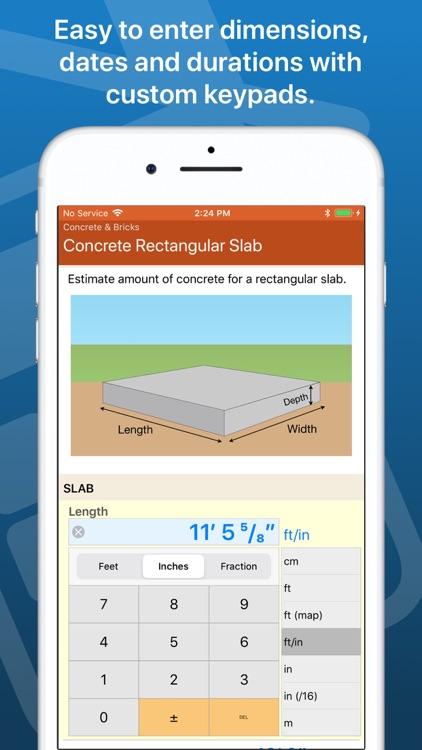 Home Improvement Calcs screenshot-5