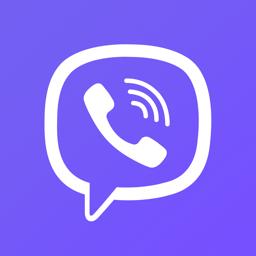 Ícone do app Viber Messenger