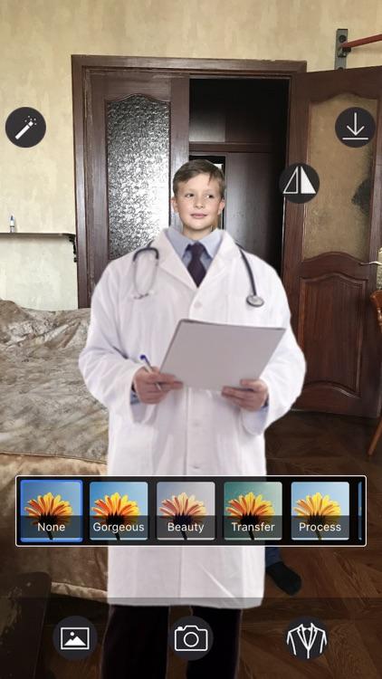 I Am Doctor - Photo Fun screenshot-3