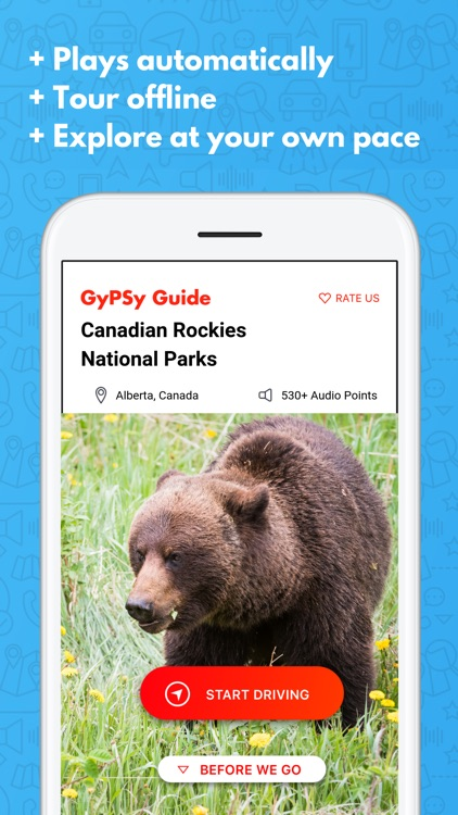 Canadian Rockies GyPSy Guide