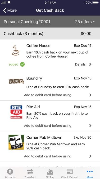 CAP COM FCU Mobile Banking screenshot-6