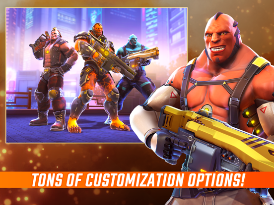 Shadowgun War Games screenshot 6