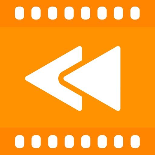 Video Reverser -Animation Crop
