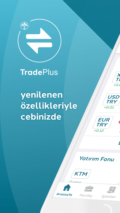 Screenshot for TradePlus in Russian Federation App Store