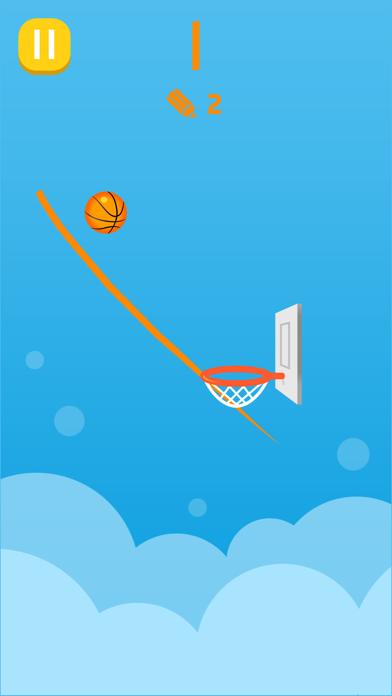 Draw Basketball-Basket screenshot three