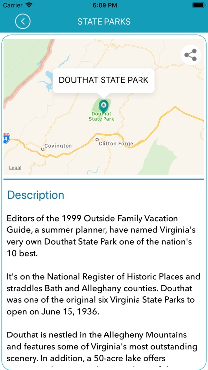 Virginia State Park