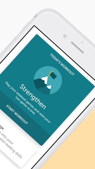 Screenshot for Lumosity: Brain Training in Azerbaijan App Store