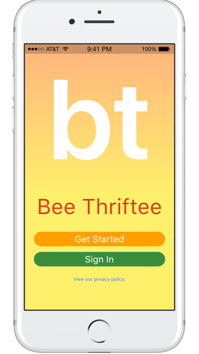 Screen Shot Bee Thriftee 0