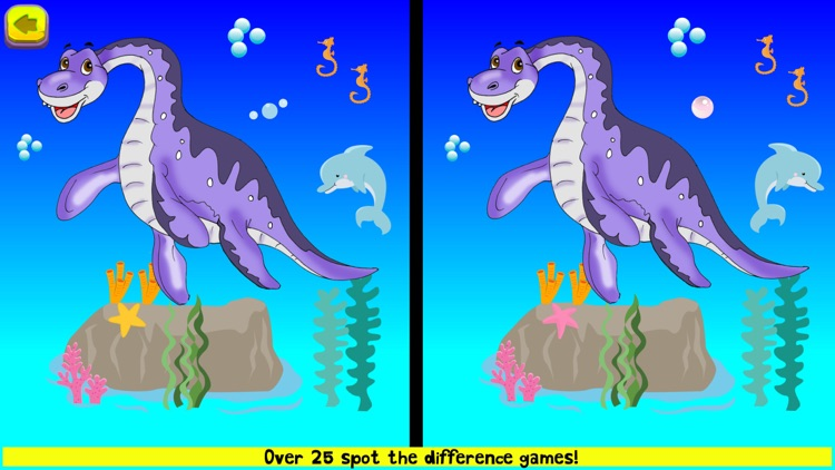 Dinosaur Toddler Games Puzzles screenshot-3