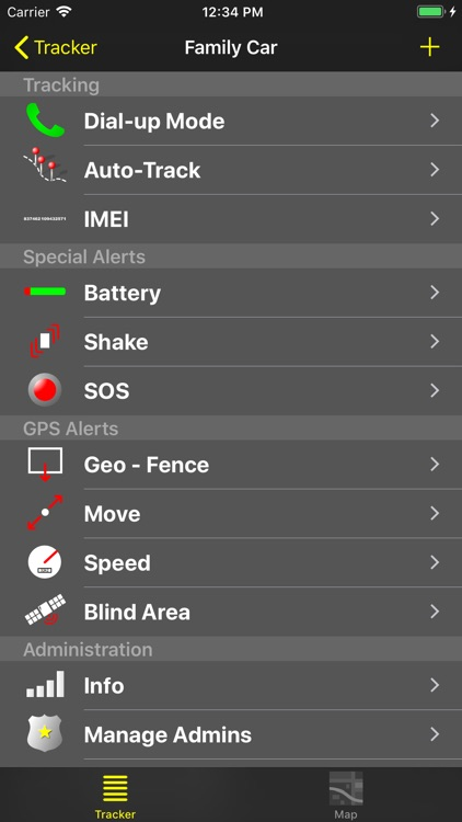 GPS Tracker Tool screenshot-1