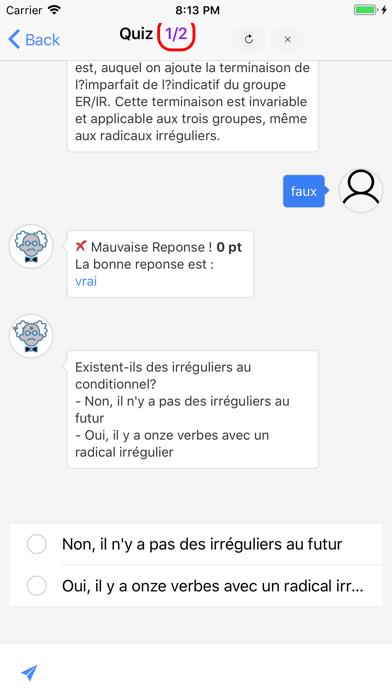Français 6ème screenshot 3