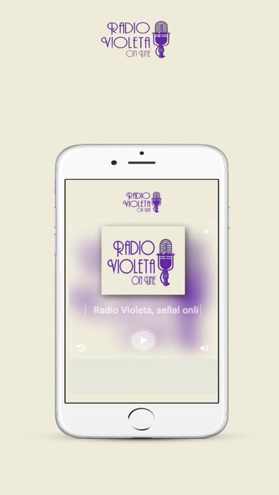 Radio Violeta screenshot #1