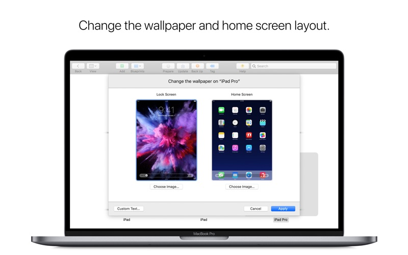 Apple Configurator 2 Screenshot