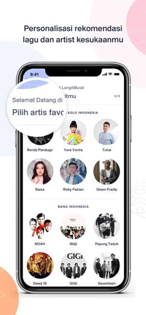DENGERIN MUSIK INDONESIA - Online Radio