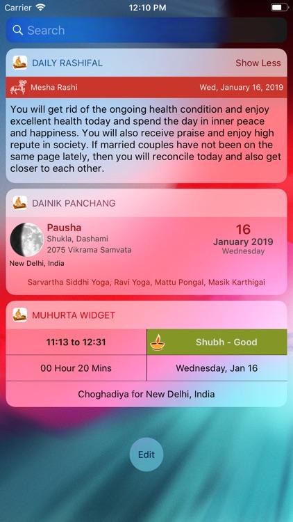 Hindu Calendar - Drik Panchang screenshot-9