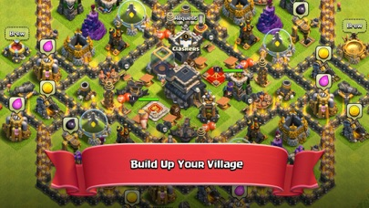 Screenshot from Clash of Clans