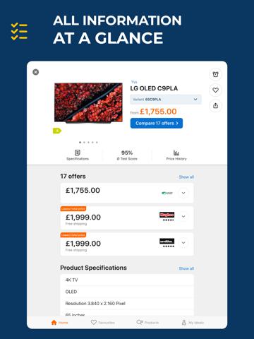 idealo Preisvergleich Shopping - náhled