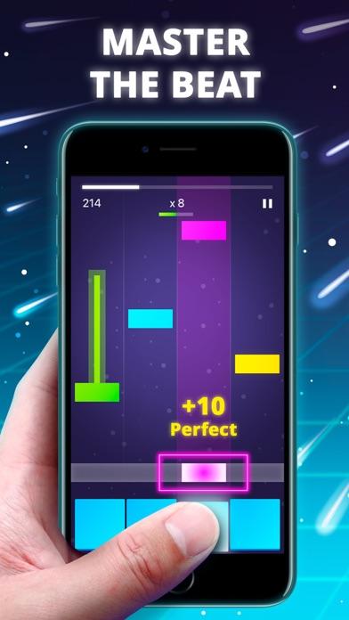 Beat Maker Star - Rhythm Game Screenshot