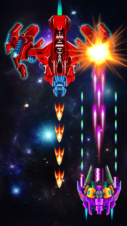 Galaxy Attack: Alien Shooter screenshot-1