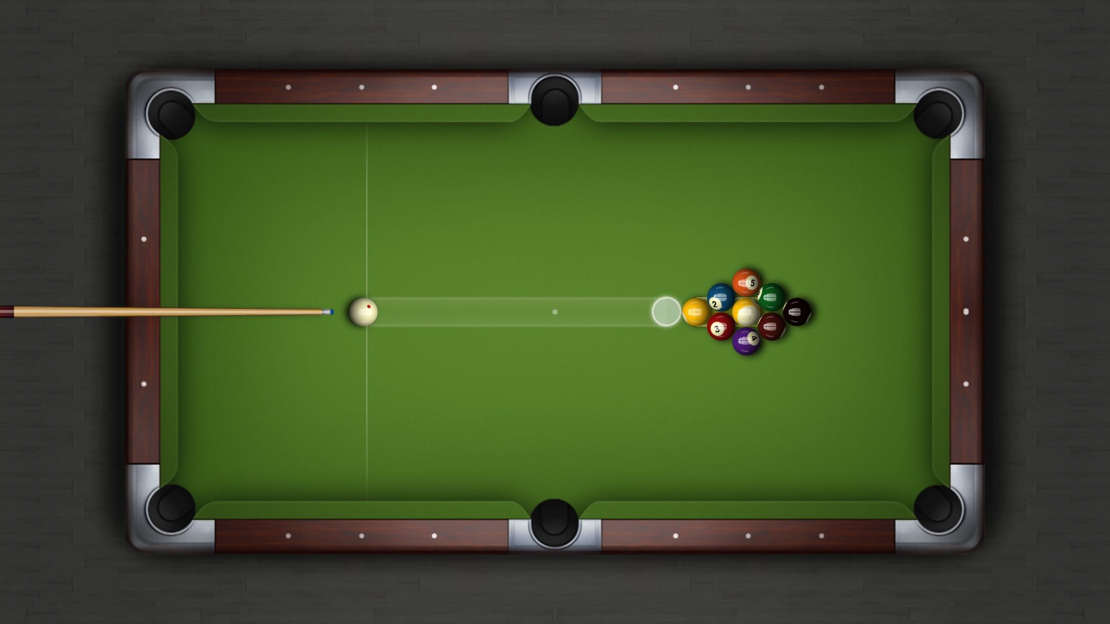 Pooking - Billiards City Screenshot