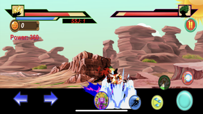Super Stick Dragon VS Saiyan screenshot 5
