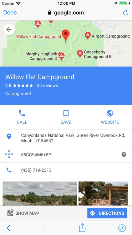 Ultimate US Public Campgrounds screenshot-3