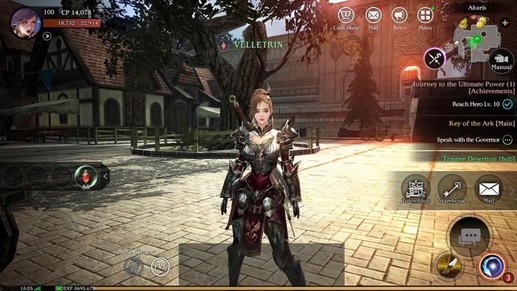 TALION screenshot-8